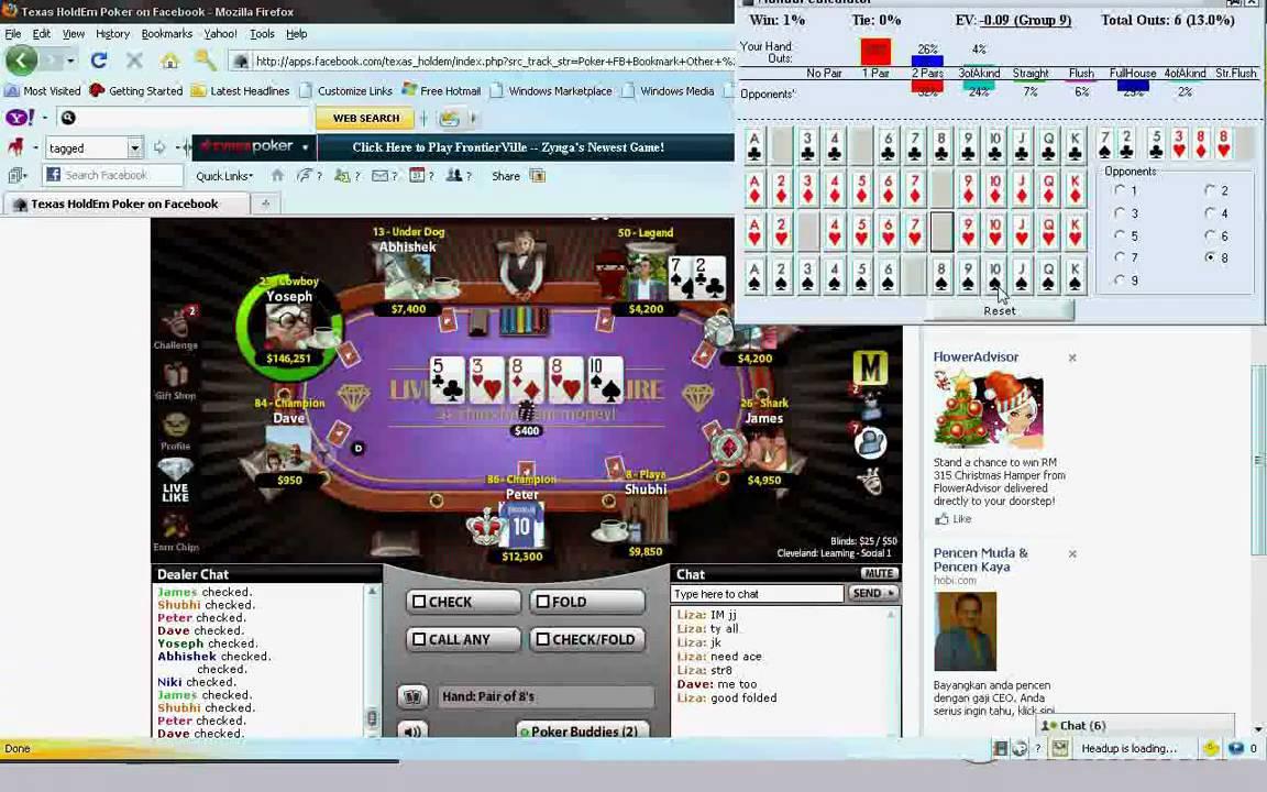 Vortex poker 3 rgb white