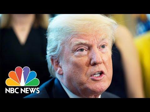 Trump participates in swearing-in ceremony of Secretary of State Pompeo