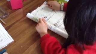 ADHDとアスペルガーを持つ娘の常同行動の記録。パジャマのまま勉強中。 ...