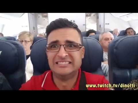 #1 Flying to USA: