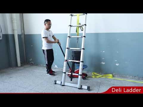 deli-ladder:-telescopic-ladders-with-soft-close-design-for-en131-6:-2019,-new-european-standard