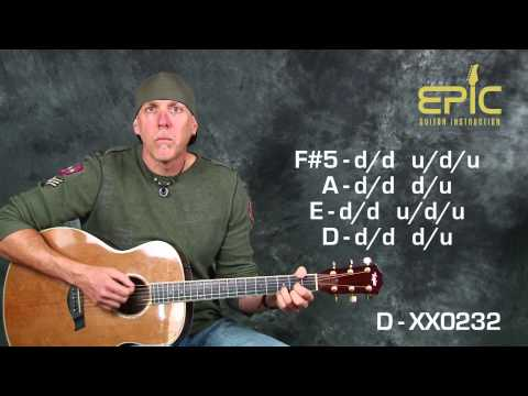 Learn super EZ beginner song Seether Fine...