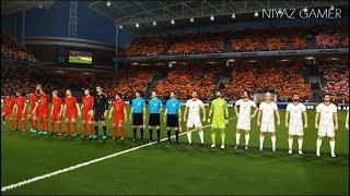 PES 2018 | BELGIUM vs TUNISIA | Full Match & Amazing Goals | Gameplay PC