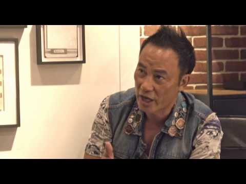Interview with Simon Yam
