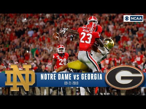 Notre Dame vs. Georgia Recap: No.3 Bulldogs Survive Late Push From No.7 Irish | CBS Sports HQ