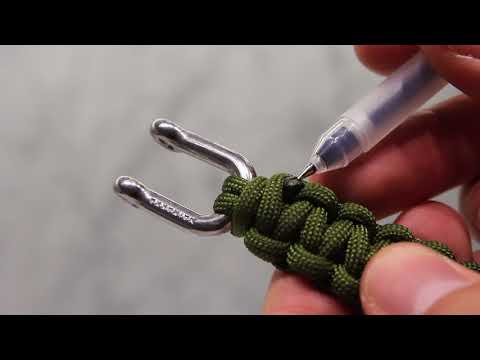 Naimakka Classic Bracelet - How to unravel