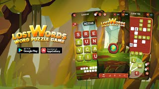 Lost Words - Word puzzle game screenshot 4