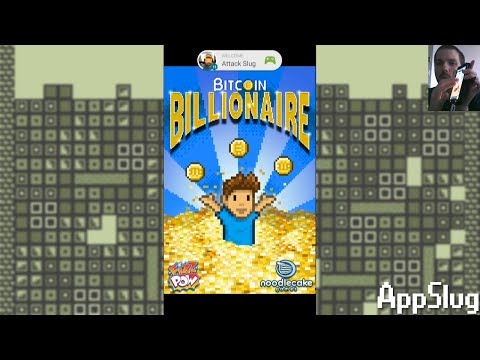 Bitcoin Billionaire [AppSlug] Android Gameplay
