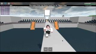 MCR CONCERT in ROBLOX [Read Chat Box]