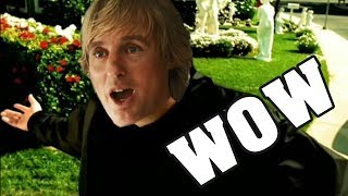 "All Star but every word is Owen Wilson saying ""Wow"""