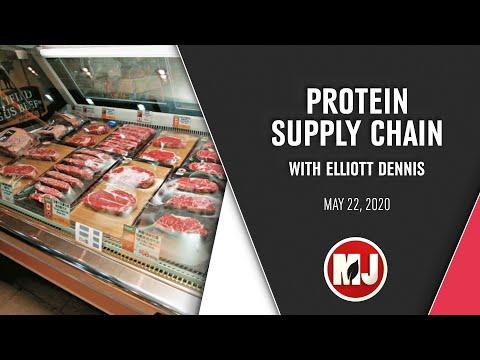 Protein Supply Chain | Elliott Dennis | May 22, 2020