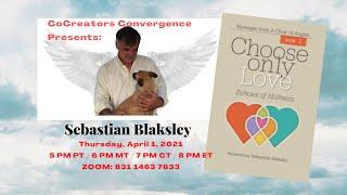 Sebastian Blaksley CREATOR CONVO 4.1.21