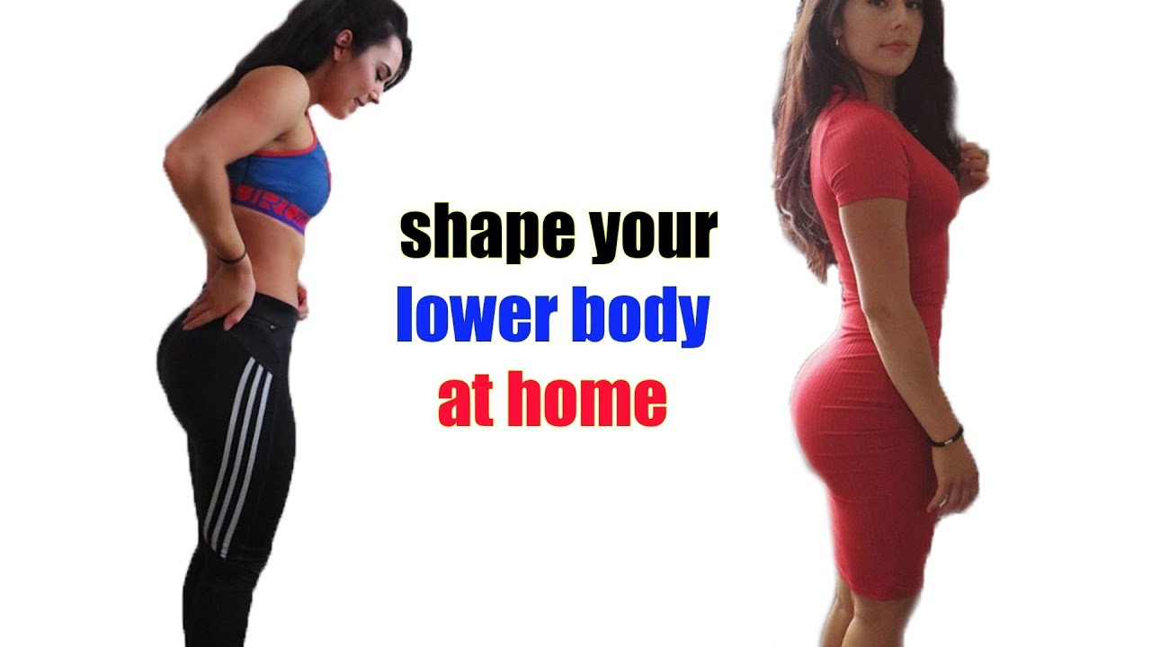 lower body workout for women at home