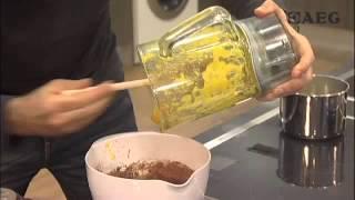 Chocolate Orange Pudding - Cook With Aeg