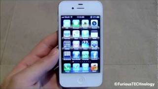 Trick to improve Battery life on Apple iPhone 4S