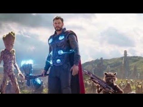 Infinity War - Bring Me Thanos || Latest 2018 || Thor