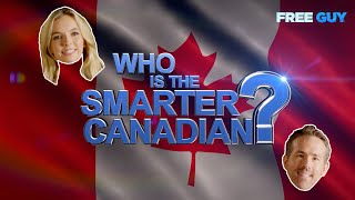 Free Guy | Who is the Smarter Canadian? | 20th Century Studios