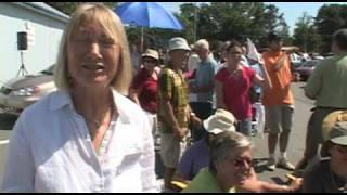 Nova Scotia Folk Art Festival promo 2009