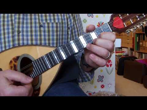 Ticket to Rio (Hans Bruederl) - Mandoline und Gitarre