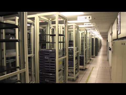 DC Deconstructed -- Cisco's San Jose Data Center