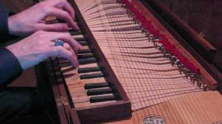 Ryan Layne Whitney (Bach: Invention No. 12 in A major, on clavichord)