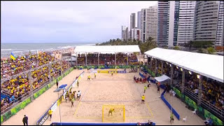 Final Mundial Beach Handball 2014 Brasil x Croacia