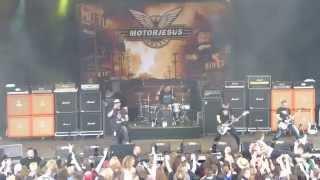MOTORJESUS - King Of The Dead End Road  - ROCK HARD Festival 2015