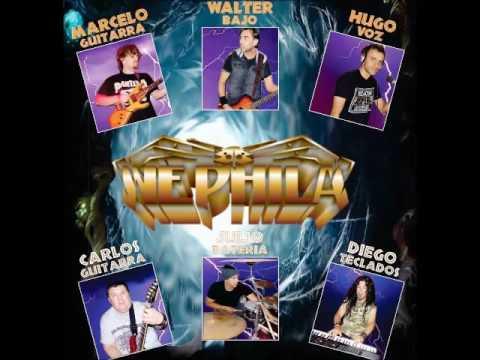 NEPHILA - Dejo mi sangre (2016) (Full album)