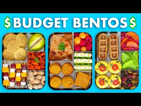 Budget Bento Lunches– Cheap & Healthy Recipes! - Mind Over Munch