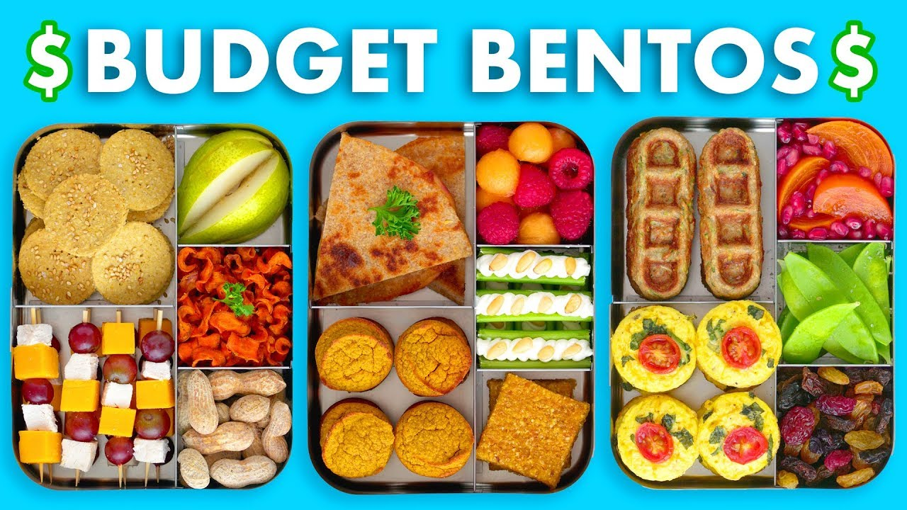 Budget Bento Lunches Cheap Healthy Gluten Free Recipes Mind