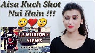 Aisa Kuch Shot Nai Hain (Emiway) - Reaction Video 🤑🤑