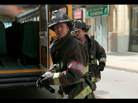 Chicago Fire: Jesse Spencer and Taylor Kinney Talk Season 5 Finale
