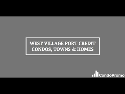West Village Port Credit
