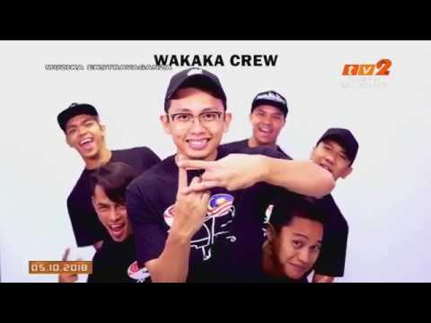 Muzika Ekstravaganza 2018  Wakaka Crew