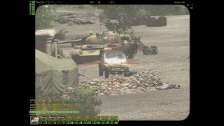 ArmA 2 - Operation Arrowhead - campaign - part 9 - gameplay