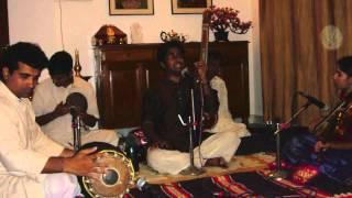 Janaki ramana, Ragam: Kaapi, Thalam: Aadi