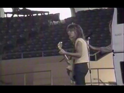 Ozzy Interview & Randy Rhoads Soundcheck, Texas 1982
