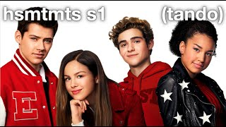 *HSMTMTS S1* Is A Wholesome Spinoff | Thoughts & Opinions (Tando)