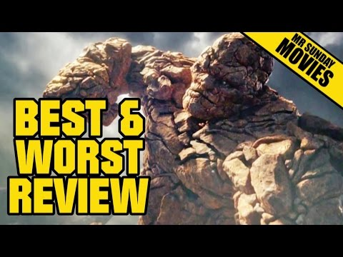 FANTASTIC FOUR Review - Best & Worst Of