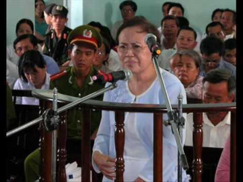 Tran Ngoc Suong - Victim of land grab factions in Vietnam ?