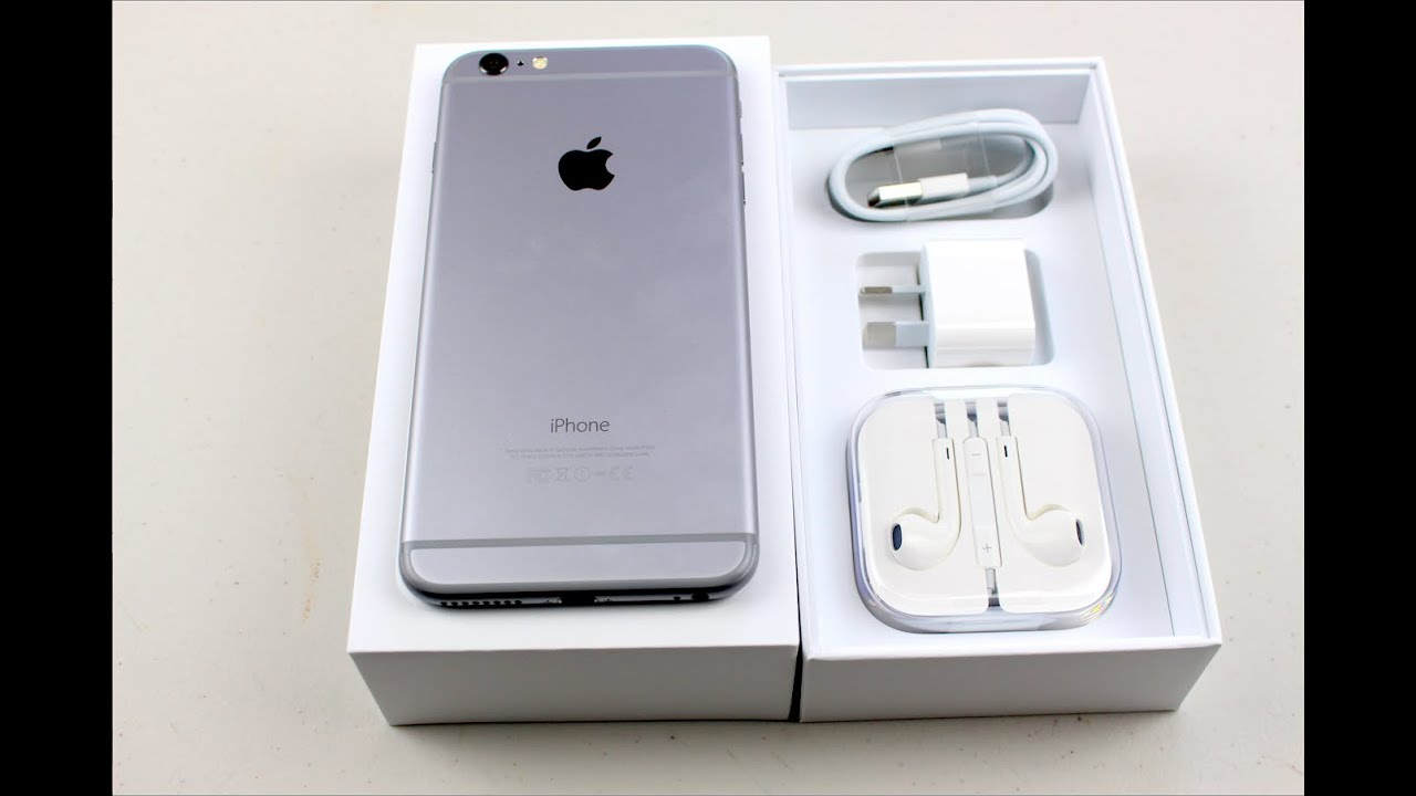 iphone 6 plus unboxing 128gig space grey edition youtube. Black Bedroom Furniture Sets. Home Design Ideas