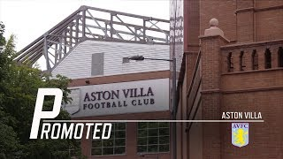 Aston Villa ready to reclaim rightful place in the Premier League | Promoted (FULL) | NBC Sports