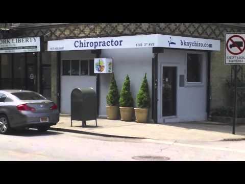 Chiropractor Brooklyn New York