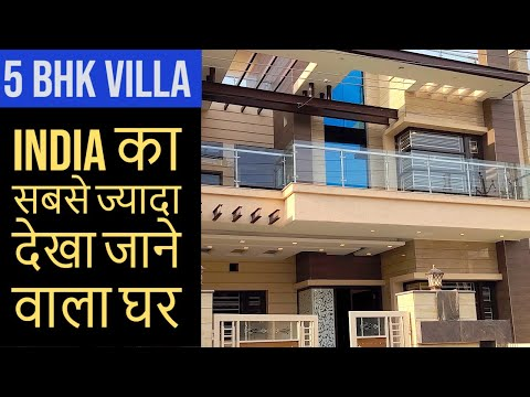 5 Bedroom Brand New Independent House With Luxurious Modular Work And Interior