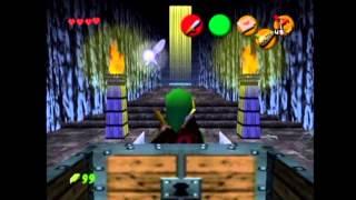 Zelda: Ocarina of Time MQ Playthrough #010, Graveyard: Sun