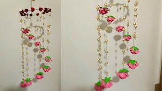 Belíssimo Móble Angélica com Rosas de E.V.A e Pérolas