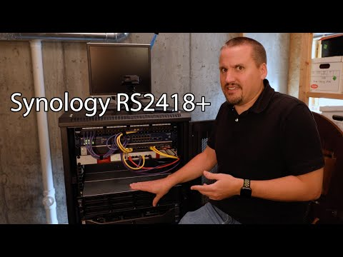 Reviewing A Small Business Rackmount NAS: The Synology RS2418+