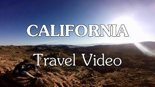 USA ROADTRIP around CALIFORNIA & NEVADA | Travel Video