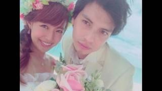 第1子妊娠を1日に公表した元AKB48の川崎希(29)の夫でモデル...
