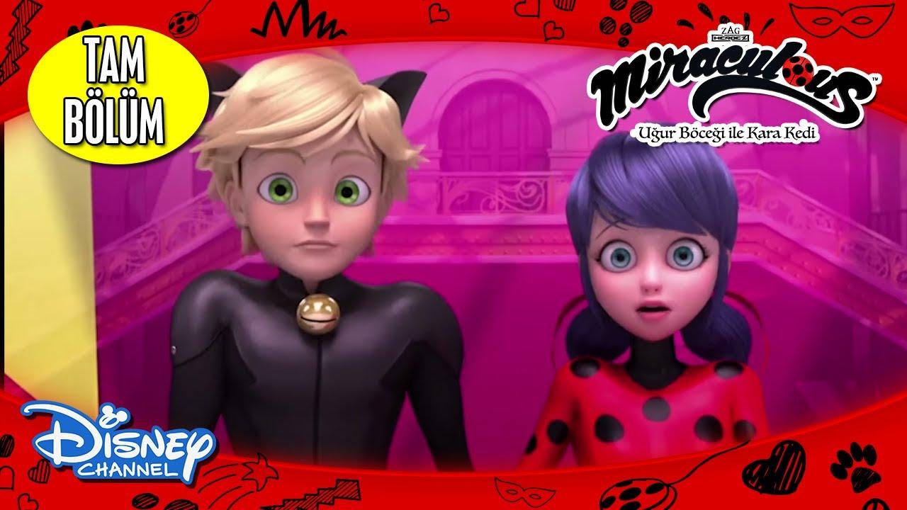 Mucize: Uğur Böceği ile Kara Kedi I 2. Sezon 15. Bölüm - TAM BÖLÜM 🚀 I Disney Channel TR